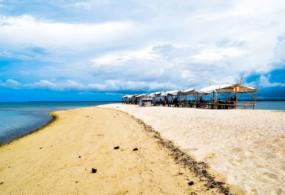 Carbin Reef(ホワイトサンドビーチ)