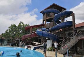 Caribbean resort(プールリゾート)