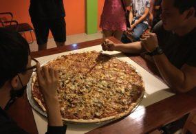 Greenoz pizzaria(ピザ)