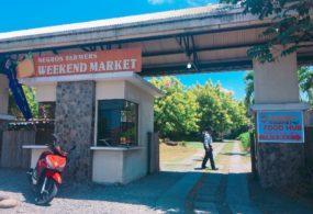 Weekend Market(市場)